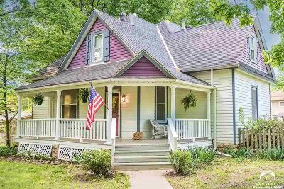 Baldwin City Single Family Home Active/Kick Out Clause: 621 Jersey