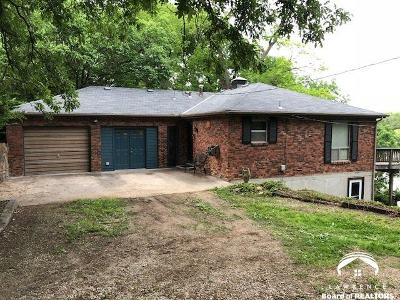 McLouth Single Family Home For Sale: 5066 Comanche Lane