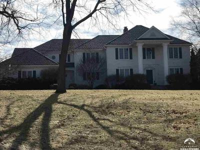 Lawrence Single Family Home For Sale: 5101 Kingsmill Road