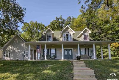 Baldwin City Single Family Home For Sale: 803 E 1150 Rd