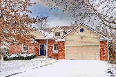 Baldwin City Single Family Home For Sale: 1209 10th Street