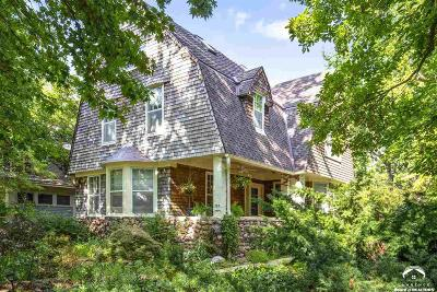 Lawrence Single Family Home For Sale: 728 Indiana Street