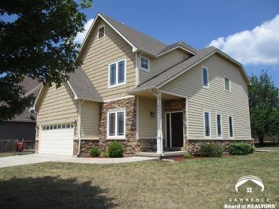 Baldwin City Single Family Home For Sale: 311 Flame Way