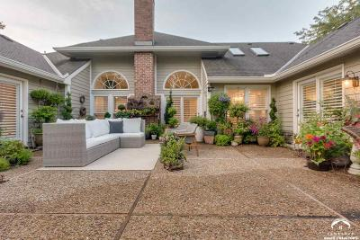 Lawrence Single Family Home Under Contract: 4608 Turnberry