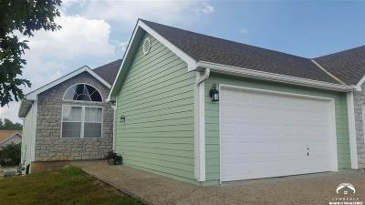 Tonganoxie Single Family Home Under Contract: 2045 Country View Ct