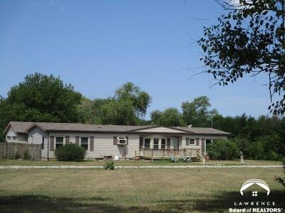 Baldwin City Single Family Home For Sale: 1398 N 550 Road