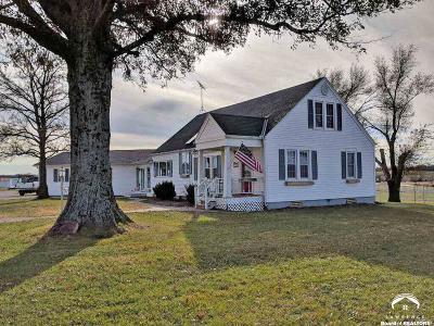 Baldwin City Single Family Home For Sale: 1069 N 300 Rd
