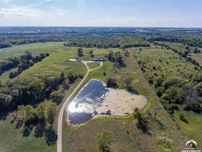 Oskaloosa Single Family Home Under Contract: 11585 Us 59 Highway