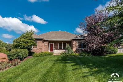 Tonganoxie Single Family Home Under Contract: 825 E 8th St