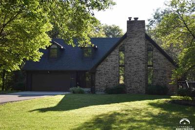 Topeka Single Family Home For Sale: 3688 K-4 Hwy