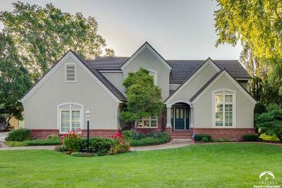 Lawrence Single Family Home For Sale: 516 Canyon Drive