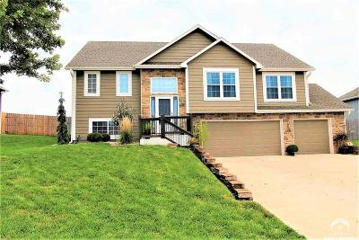 Tonganoxie Single Family Home Under Contract: 227 S Whilshire Drive
