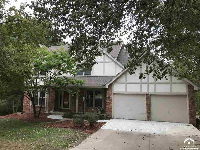 Shawnee County Single Family Home Under Contract: 4650 SE Allen Ct