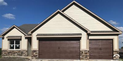 Tonganoxie Single Family Home For Sale: 19372 Cedar Ct.