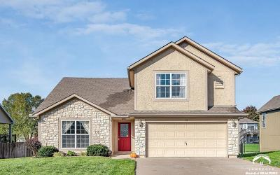 Tonganoxie Single Family Home Under Contract: 238 S Whilshire Drive