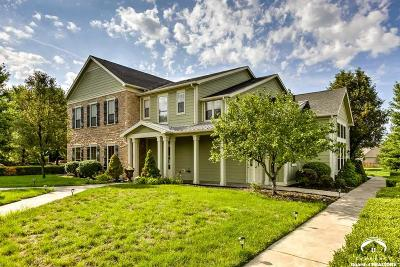 Lawrence Single Family Home Under Contract/Taking Bu: 625 Folks Rd #102