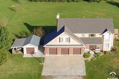 Eudora Single Family Home For Sale: 1204 E 2142