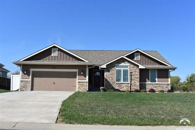 Shawnee County Single Family Home Under Contract: 5323 NW Sterling Chase Dr