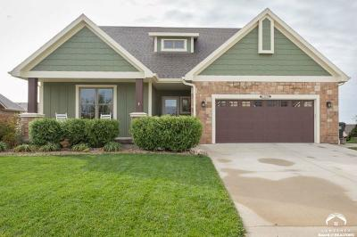 Lawrence Single Family Home Under Contract: 6209 Berando Ct