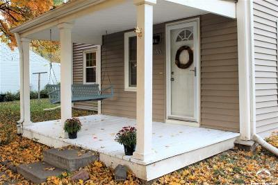 Eudora Single Family Home Under Contract: 826 Church Street