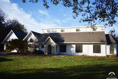Shawnee County Single Family Home For Sale: 6540 SW 69th Street