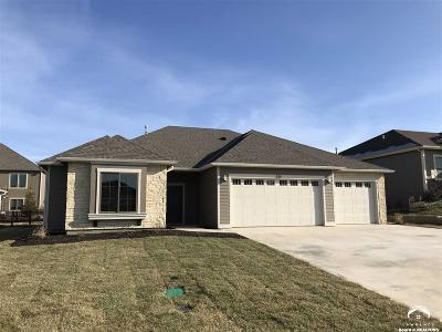 Lawrence Single Family Home For Sale: 326 Headwaters Drive