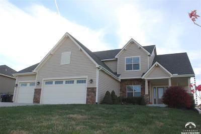 Topeka Single Family Home For Sale: 4013 SW Royal Ln
