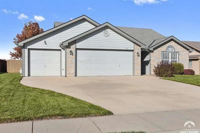 Eudora Single Family Home Under Contract/Taking Bu: 118 W 27
