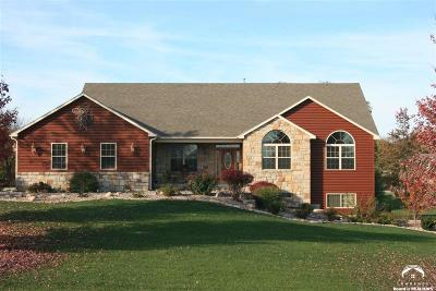Eudora Single Family Home For Sale: 104 W 18th Street