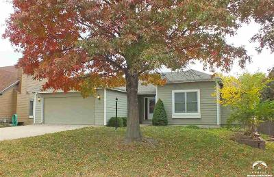 Lawrence Single Family Home For Sale: 4700 Harvard Rd