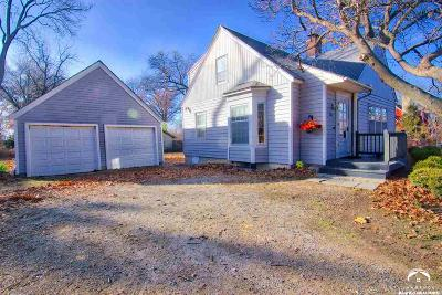 Lawrence Single Family Home For Sale: 131 E 23rd