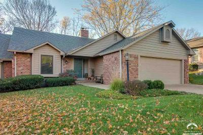 Lawrence Single Family Home For Sale: 4203 Quail Pointe Terrace