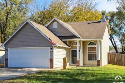 Lawrence KS Single Family Home For Sale: $199,000