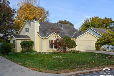 Lawrence KS Single Family Home For Sale: $199,900