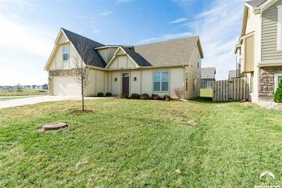 Lawrence KS Single Family Home For Sale: $315,000