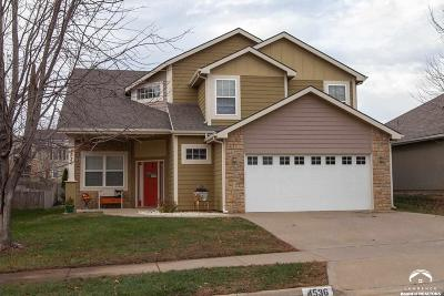 Lawrence KS Single Family Home For Sale: $269,900