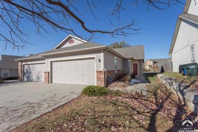 Lawrence KS Single Family Home For Sale: $154,000