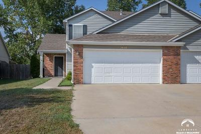 Lawrence KS Single Family Home For Sale: $147,000