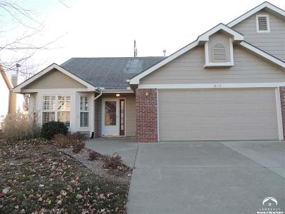 Lawrence KS Single Family Home For Sale: $184,900
