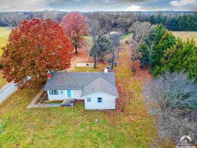 Baldwin City Single Family Home Under Contract: 893 E 1650 Rd