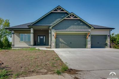 Lawrence Single Family Home For Sale: 1236 Juniper Lane
