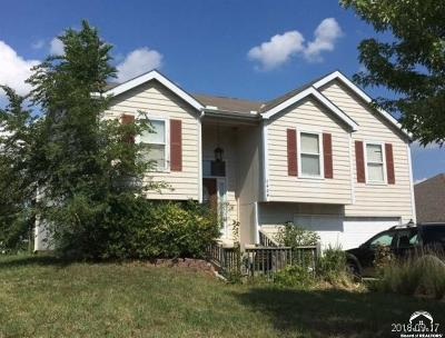 Lawrence Single Family Home For Sale: 2404 Haversham Drive