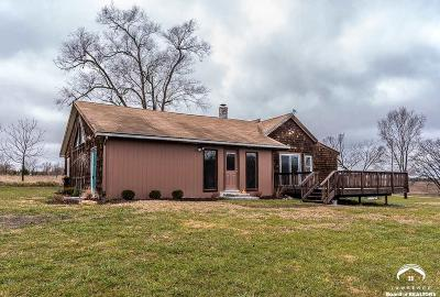 Lawrence Single Family Home Under Contract: 2100 Wild Horse Rd