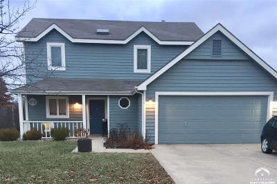 Lawrence KS Single Family Home For Sale: $203,000