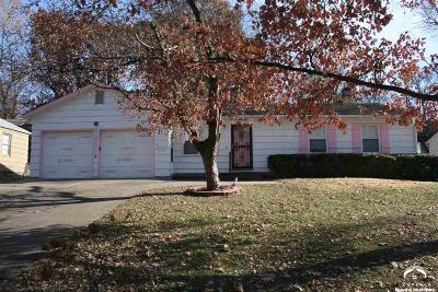 Overland Park Single Family Home For Sale: 8801 Riley