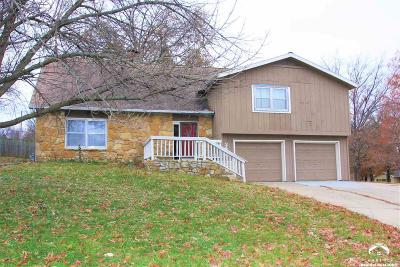 Lawrence KS Single Family Home For Sale: $149,000