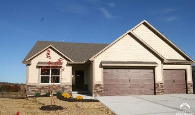 Tonganoxie Single Family Home Under Contract: 19372 Cedar Ct.