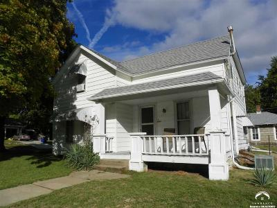 Eudora Single Family Home For Sale: 702 Church St.