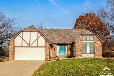 Lawrence KS Single Family Home For Sale: $265,000