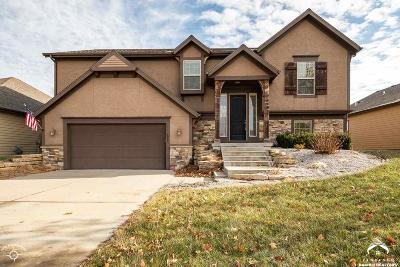 Lawrence KS Single Family Home For Sale: $305,000